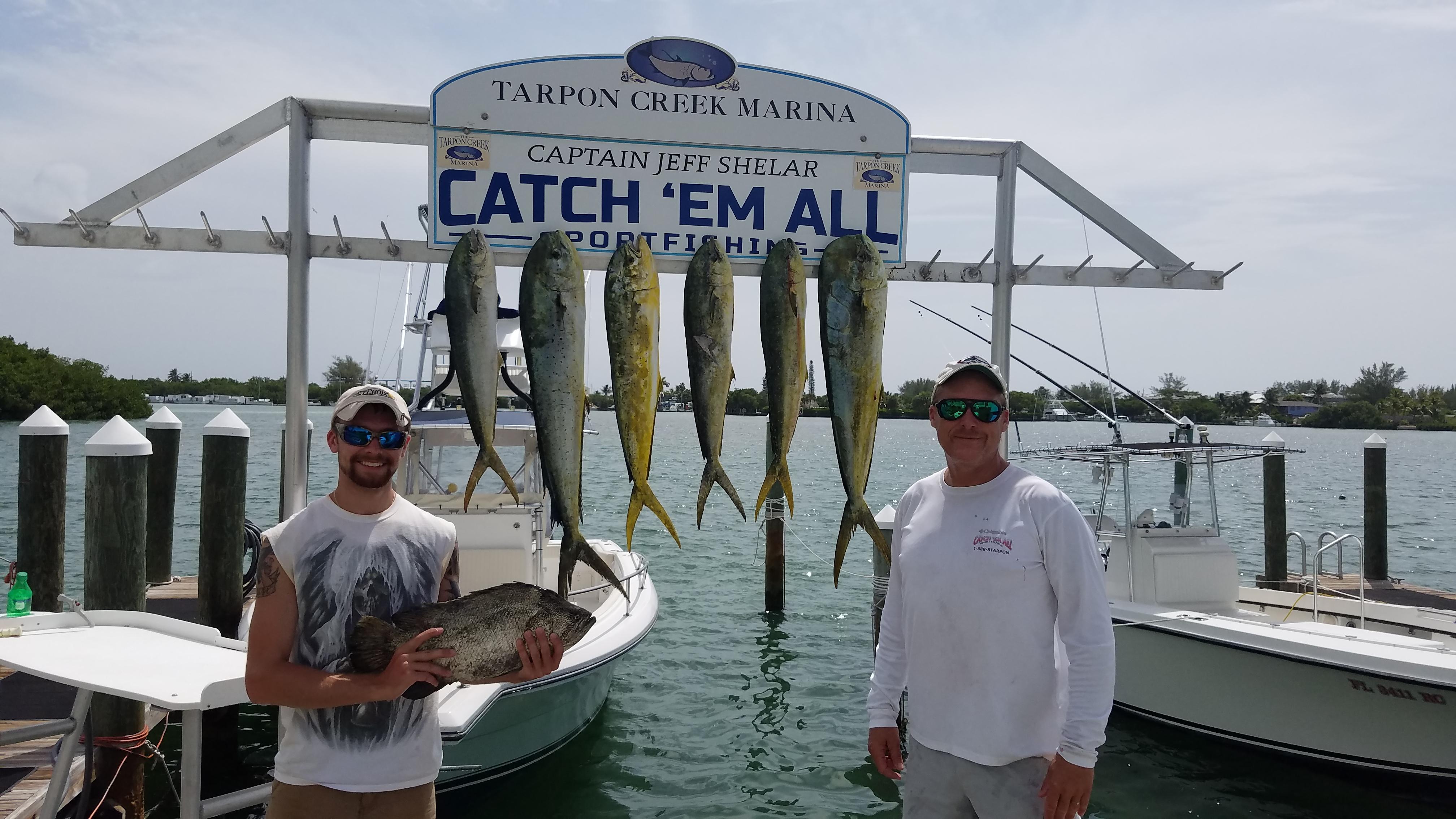 Mahi mahi catch 39 em all florida keys fishing charters for Florida keys fishing calendar