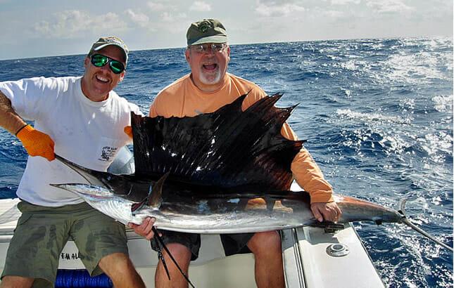 Sailfish Charters Florida Keys
