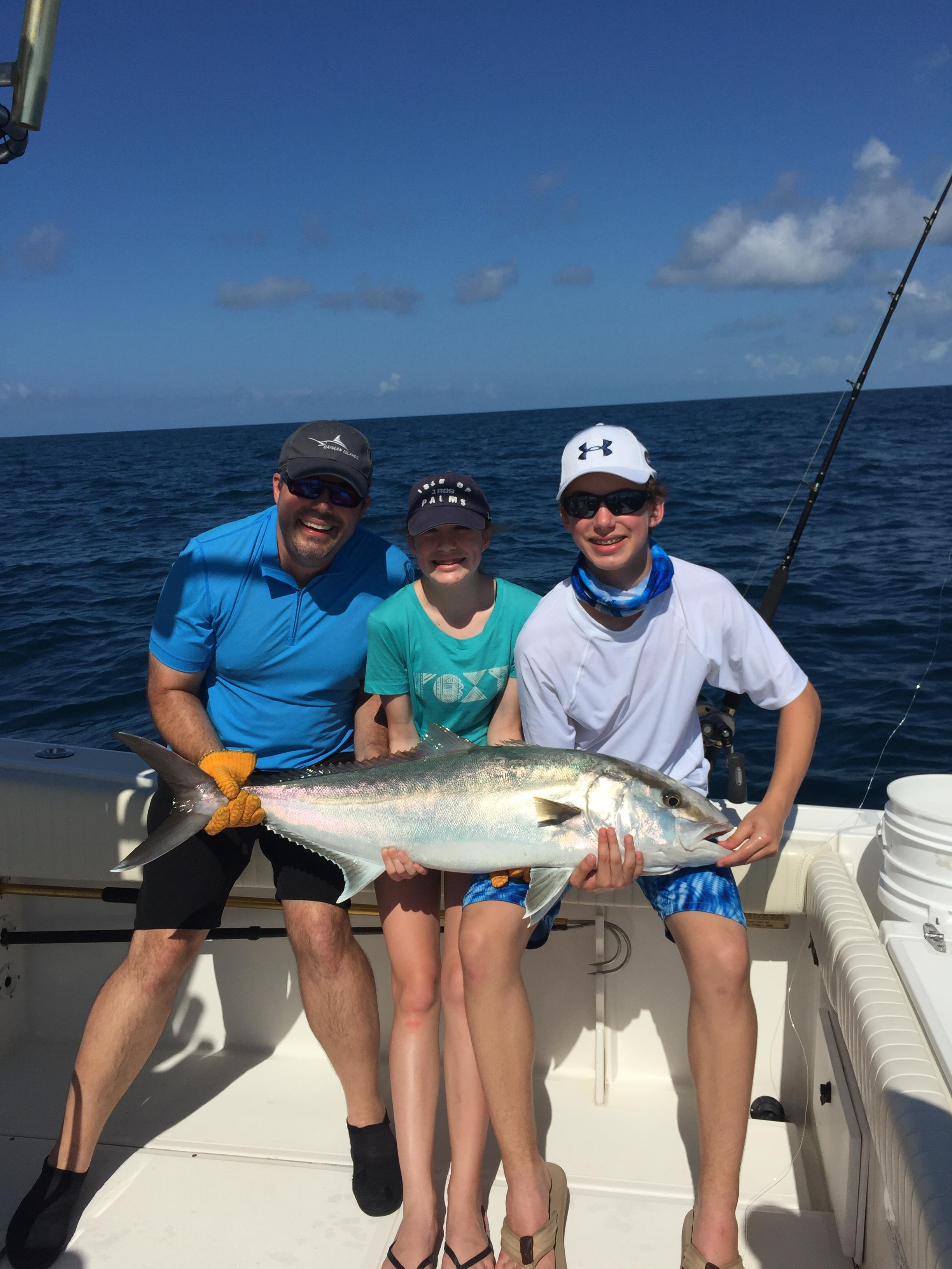 Amberjack catch 39 em all florida keys fishing charters for Florida keys fishing calendar